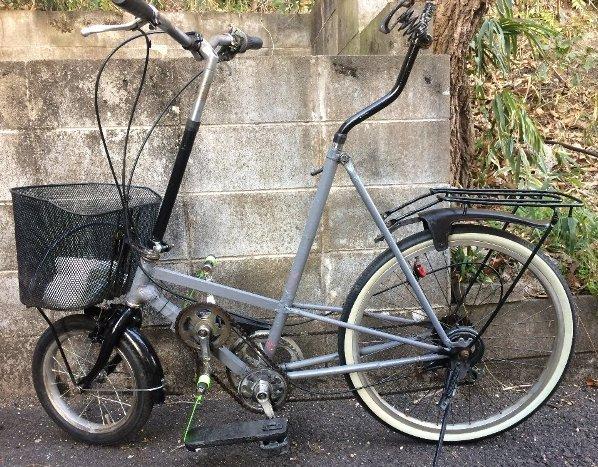 自転車 カバー 自作